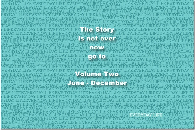 the story is not over