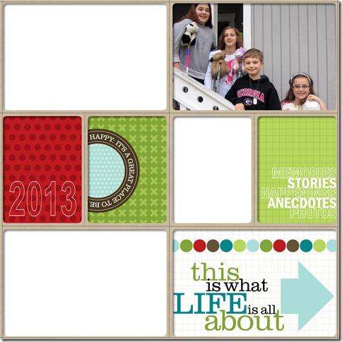 2013 Family Album - Page 001