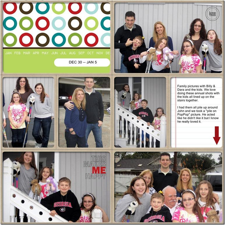 2013 Family Album - Page 002