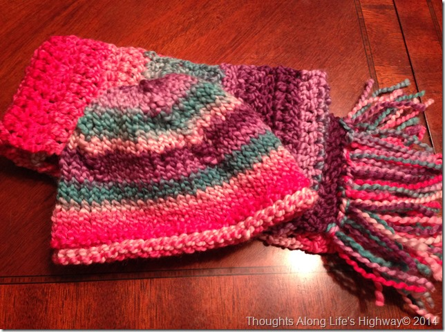 Hat & Scarf project